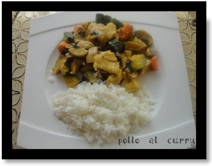 receta-sana-pollo-curry