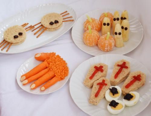 Recetas sanas: Recetas Halloween fáciles