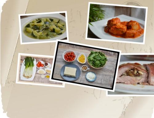Nutrición: comer de forma sana y equilibrada, es fácil!!