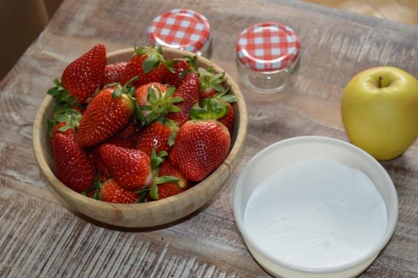 nutricionista-madrid-recetas-sanas-mermelada-casera-fresas-light