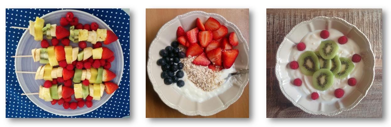 Nutrición: La importancia de comer fruta.
